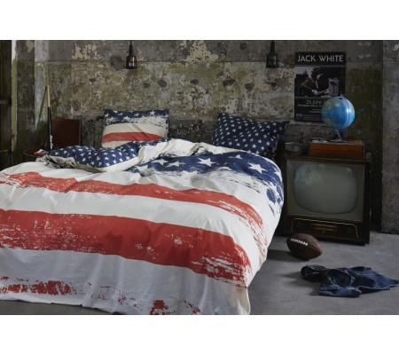 covers co usa bettw sche navy ambiendo. Black Bedroom Furniture Sets. Home Design Ideas