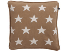 GANT Home 10 Stars Knit Kissenhülle