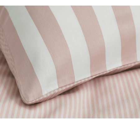 marc o 39 polo classic stripe bettw sche pink blush ambiendo. Black Bedroom Furniture Sets. Home Design Ideas
