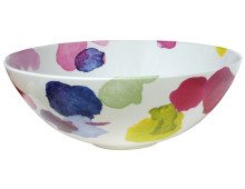 Bluebellgray Abstract Cereal Bowl 4er-Set