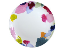 Bluebellgray Abstract Salad Plate 4er-Set