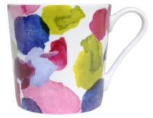 Bluebellgray Abstract Mug