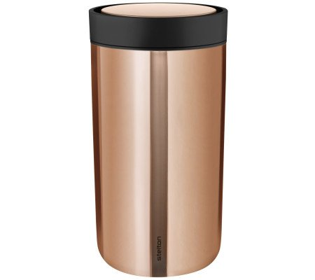 stelton To Go Click Thermobecher copper | AMBIENDO