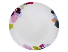 Bluebellgray Abstract Plate Teller 4er-Set