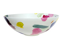 Bluebellgray Abstract Bowl Servierschüssel 2er-Set