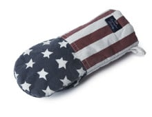 LEXINGTON Living Stars & Stripes Mitten Kochhandschuh