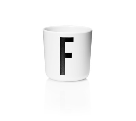 Design Letters The Kids Collection Melamin-Becher