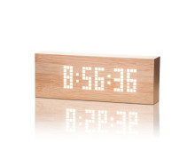 Gingko Message Click Clock Digitaluhr