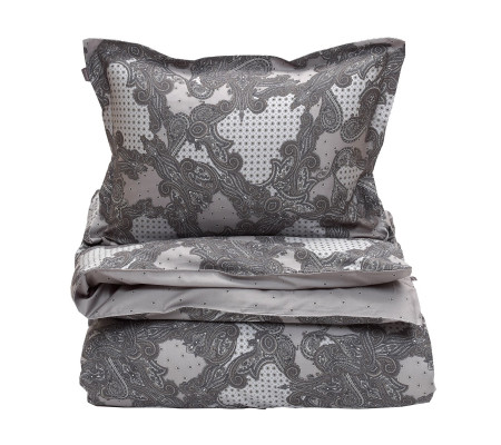 gant home tie paisley bettw sche multi grey ambiendo. Black Bedroom Furniture Sets. Home Design Ideas