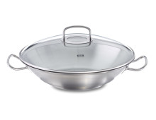 Fissler original-profi collection Wok mit Deckel