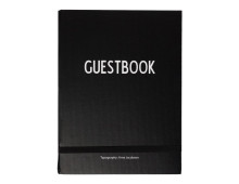 Design Letters The Office Collection Guestbook Gästebuch