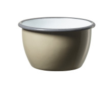 daff Bowl Schale aus Emaille-Material