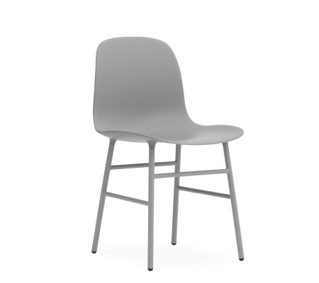 Normann Copenhagen Form Steel Stuhl