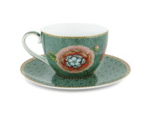 Pip Studio Spring to Life Cappucchinotasse