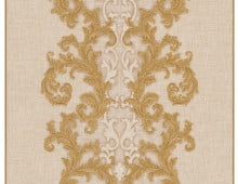 Versace wallpaper Baroque & Roll Vliestapete