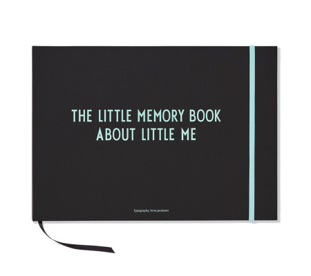 Design Letters Little Memory book about little me Buch