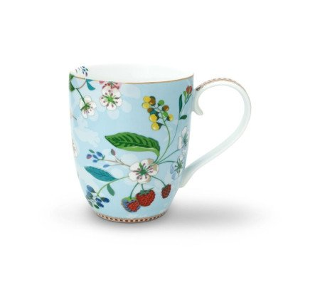 Pip Studio Hummingbirds Becher XL