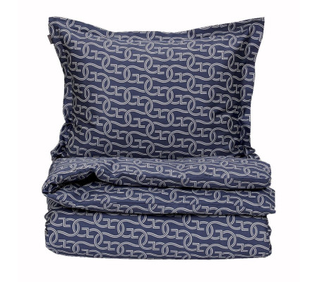 gant home g line bettw sche set sateen blue ambiendo. Black Bedroom Furniture Sets. Home Design Ideas