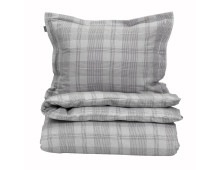 GANT Home FLANNEL CHECK SINGLE DUVET Bettdeckenbezug