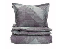GANT Home GRID SINGLE DUVET Bettdeckenbezug