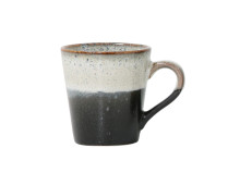 HK living Ceramic 70's Rock Espresso-Tasse