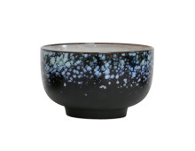 HK living Ceramic 70's Galaxy Bowl Keramikschüssel
