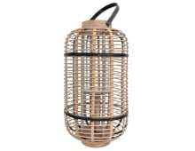 HK living Bamboo large Laterne