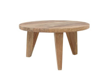 HK living Teak Coffee Table M Tisch