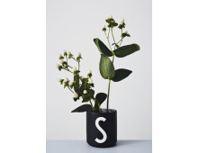 Design Letters Porcelain Collection Blumenhalter Becher-Einsatz