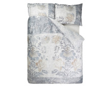 DESIGNERS GUILD DAMASCO GRAPHITE Bettwäsche-Garnitur