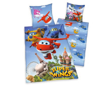 Herding Super Wings Bettwäsche