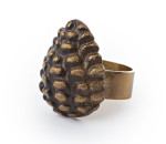 Lexington Pine Cone Napkin Serviettenring