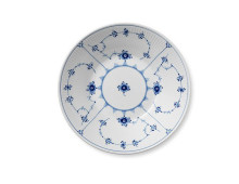 Royal Copenhagen Blue Fluted Plain Teller tief