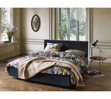 essenza fleur bettw sche garnitur faded blue ambiendo. Black Bedroom Furniture Sets. Home Design Ideas