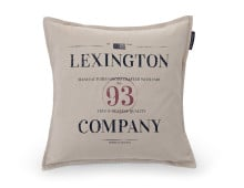 Lexington Classic Graphic Sham Kissenhülle