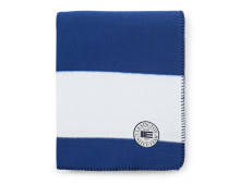 Lexington Block Striped Fleece Decke