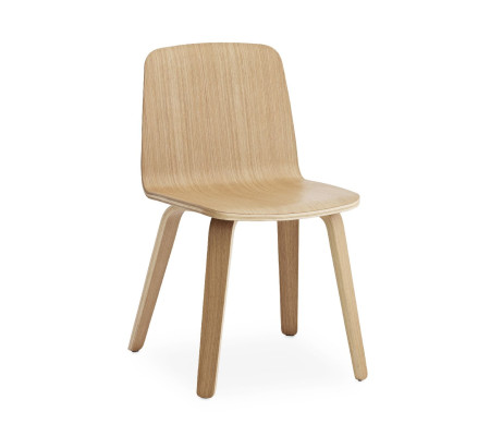 normann copenhagen just chair oak stuhl oak oak ambiendo. Black Bedroom Furniture Sets. Home Design Ideas