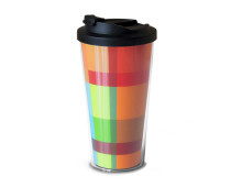 REMEMBER Funky Kilt Coffee to go Becher