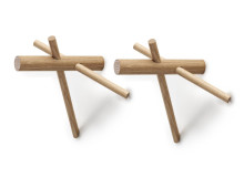 Normann Copenhagen Sticks Haken 2er-Set