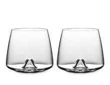 Normann Copenhagen Whiskey Glas 2er-Set