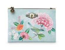 Pip Studio FLORAL GOOD MORNING flache Kosmetiktasche S