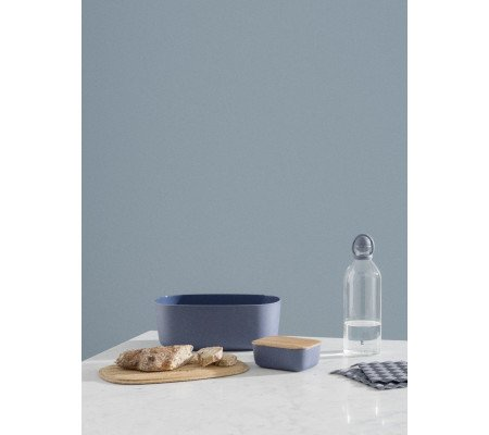 Rig Tig By Stelton Box It Brotkasten Dark Blue Ambiendo