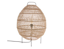 HK living wicker Stehlampe L