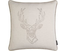 Rohleder Home Collection Chalet My Deer Kissen mit Füllung
