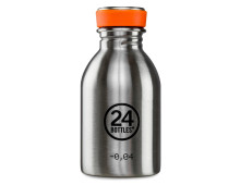 24 Bottles Urban Bottle Satin Finish Trinkflasche mini