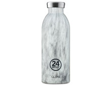 24 Bottles Clima Bottle Wood Collection Isolier-Trinkflasche
