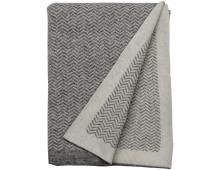 GANT Home Zigzag Knit Strickdecke
