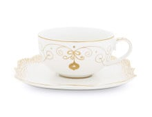 Pip Studio Royal Christmas Teetasse mit Untertasse