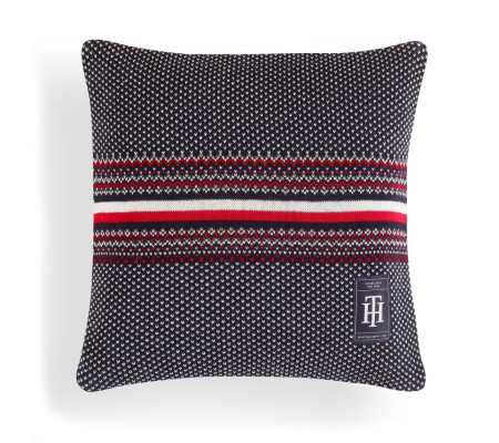 Tommy Hilfiger Tradition Decos Kissenhulle Navy Ambiendo
