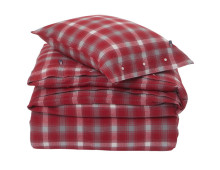 Lexington Checked Flannel Bettwäsche-Set aus Flanell